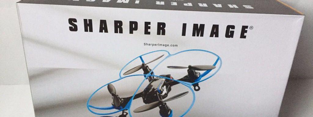 Sharper Image Drone