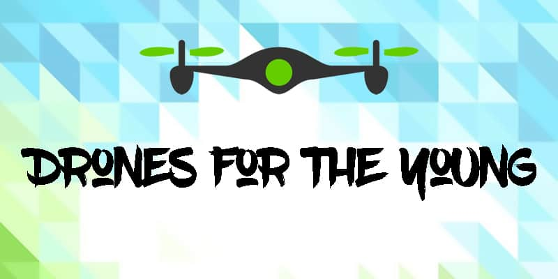 Top 5 Drones For Young Children 5 to 10