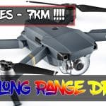 Best Long Distance Drone