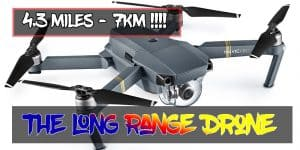5 Top Best Long Range Drones – From Cheap To Expensive!