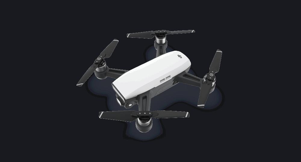 drone dji spark combo  | 1500 x 1125