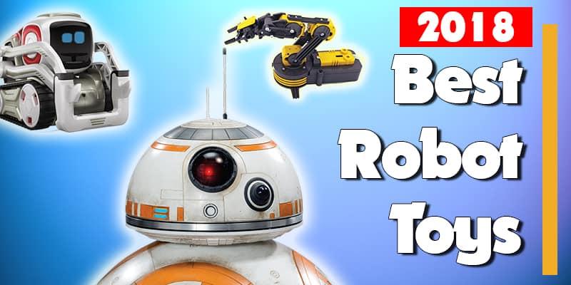 Best 6 Robot Toys