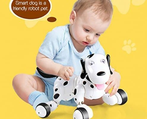 SainSmart Jr. Robot Dog Smart Dog Electronic Pets