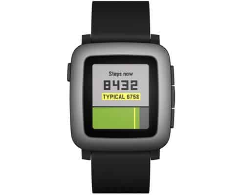 Pebble Time Smartwatch