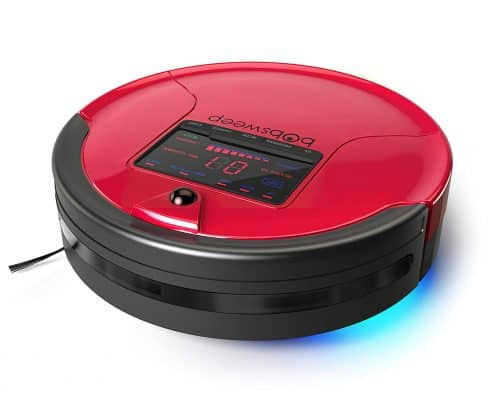 bObsweep PetHair Robotic Vacuum Cleaner and Mop