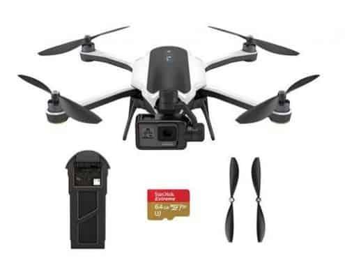 GoPro Karma Quadcopter with HERO5