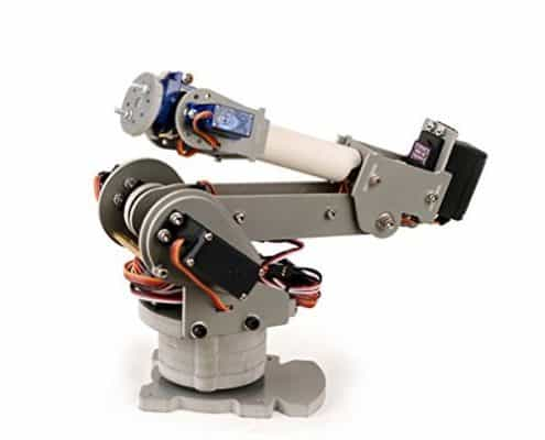 SainSmart 6-Axis Desktop Robotic Arm & Grippers
