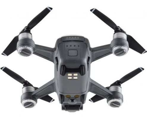 DJI Spark Intelligent Portable Mini Drone