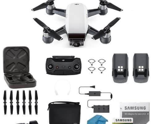 DJI Spark Intelligent Portable Mini Drone