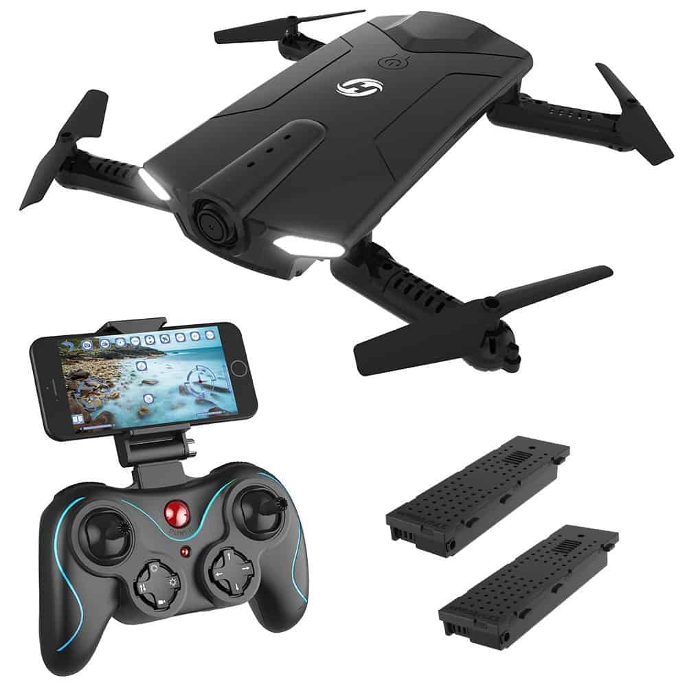 Affordable Quadcopter With Camera