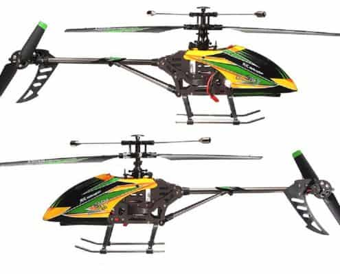 WLtoys Large V912 4CH Single Blade RC Remote Control Helicopter