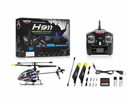 Hero RC H911 2.4GHZ