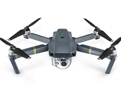 DJI - Mavic Pro Quadcopter