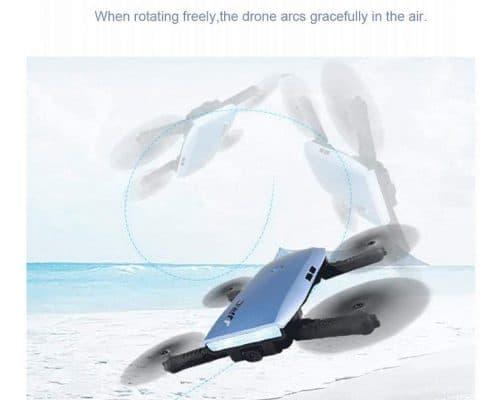 JJRC H47 ELFIE Plus 720P WIFI FPV Foldable Selfie Drone