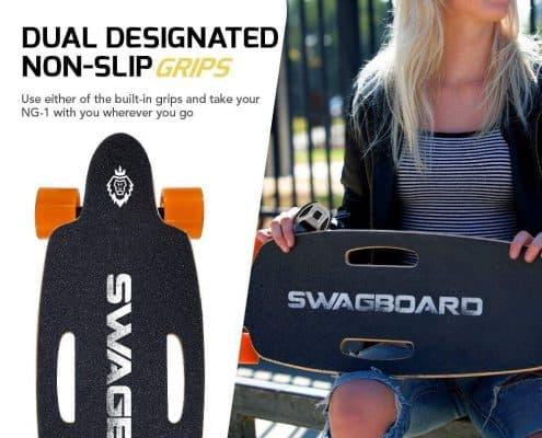 SWAGTRON SwagBoard NG-1 Electric Longboard