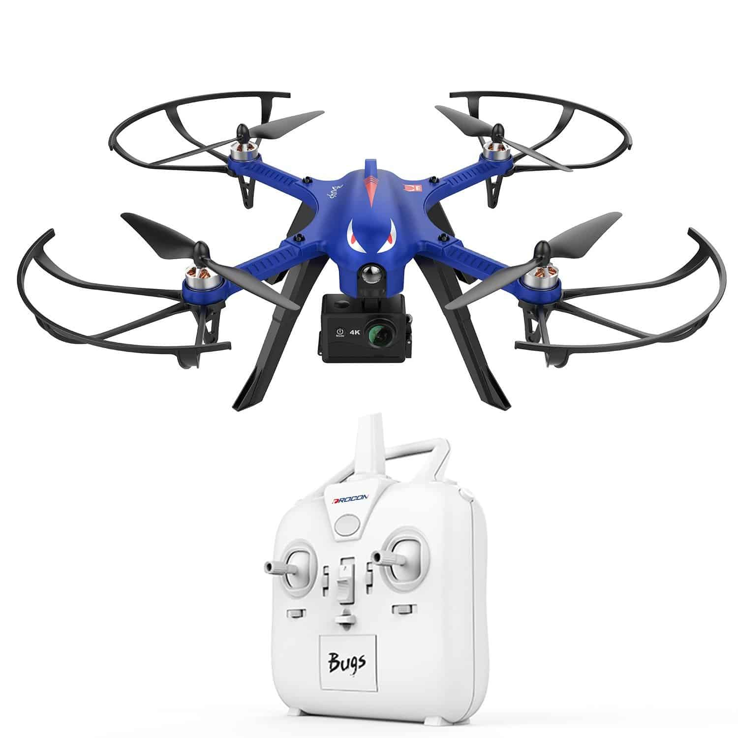 Best Budget Long Distance Drone
