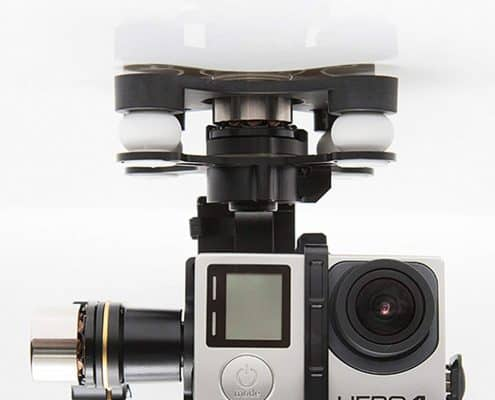 DJI Phantom 2 Quadcopter V2.0 Gimbal for GoPro
