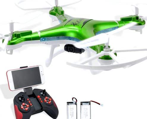 QDrone QuadCopter