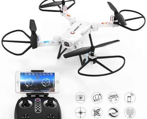 GoolRC T32 FPV Drone Foldable