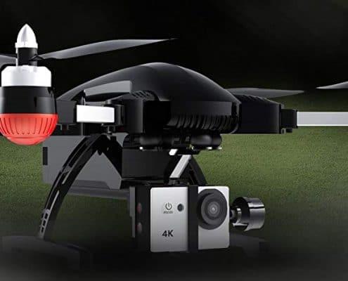 7 Hawk4k Folding Drone