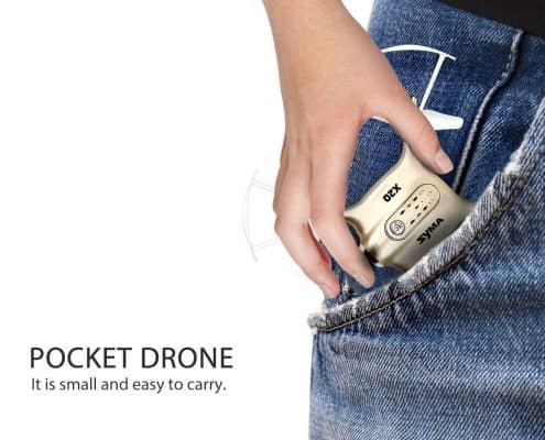 Syma X20 Mini Pocket Drone
