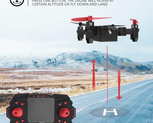 Holy Stone HS190 Foldable Mini Nano RC Drone for Kids