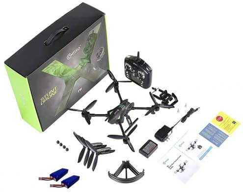 Contixo F6 RC Quadcopter Racing Drone