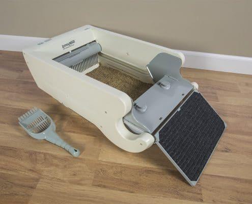 Littermaid Mega Self-Cleaning Litter Box
