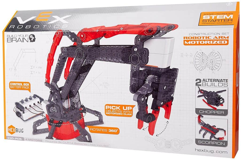 Best 6 Entry-Level Robotic Arm on the Market |2019 Reviews