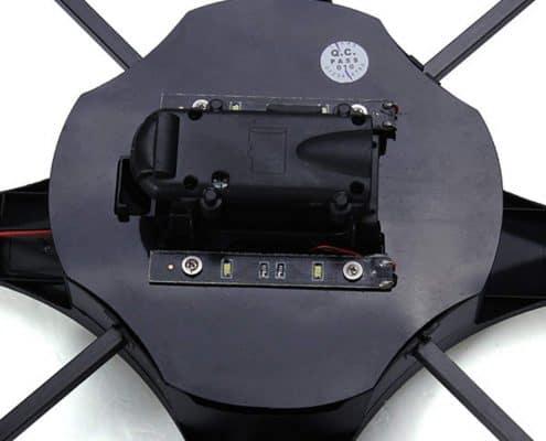 UDI U818A-HD 2.4GHz 4 CH 6 Axis Headless RC