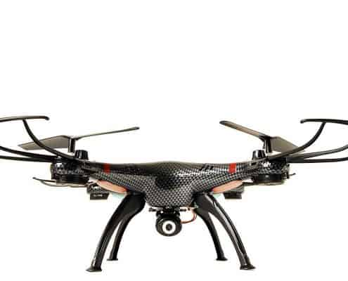 Syma X5SC-CE Carbon Upgraded