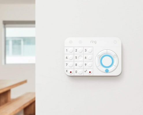 Ring Alarm Home Security System: Whole-Home Security