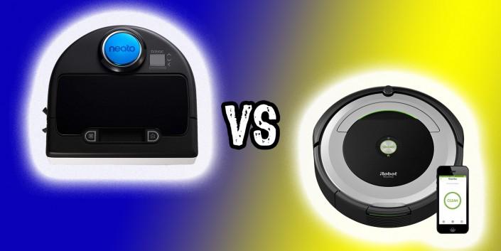 Neato Vs iRobot, Which Is Better?