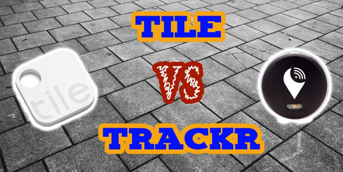 Tile VS Trackr