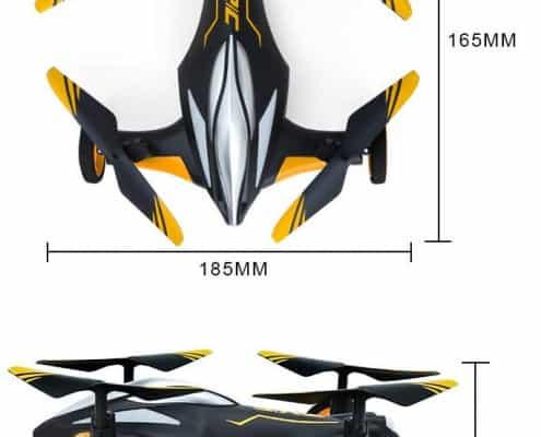 Remote Control Drone by MkLot